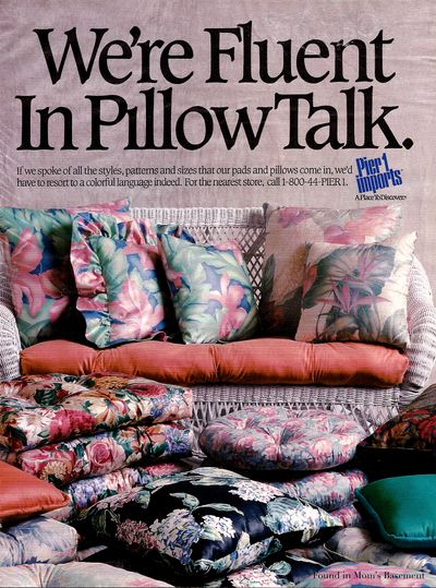 vintage decor ad 21 late 1980s pier one ads a pop of home decor fine rugs 70 off list price shopping ads