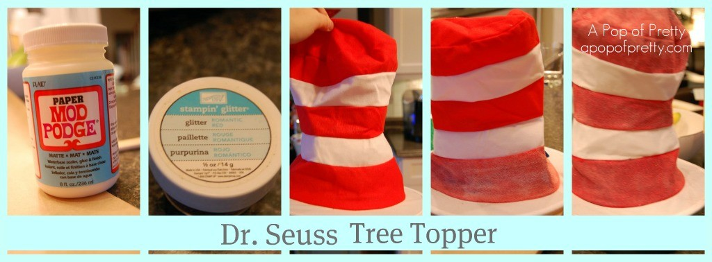 Dr seuss christmas tree topper dr seuss how the grinch stole christmas