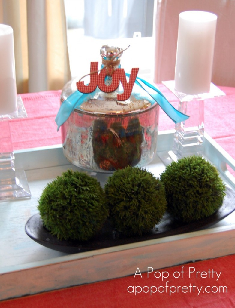 Christmas Decorating Ideas - Kitchen