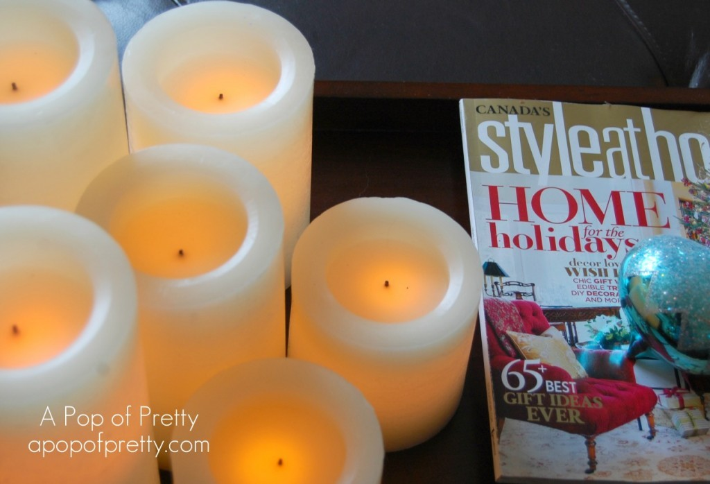 decorating magazine - Canada's Style at Home Christmas