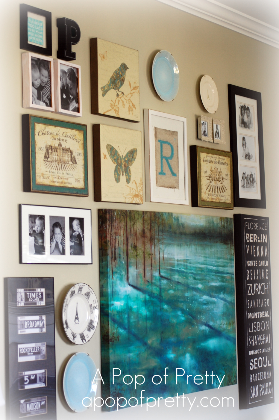 Gallery Walls: the ugly side!