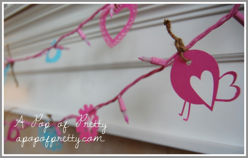 diy decor for Valentines Day
