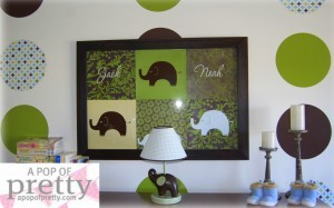 twin boys nursery 9