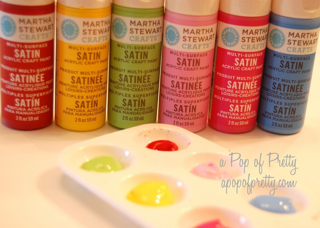 Martha Stewart paint