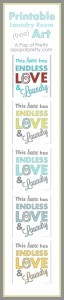 Printable Laundry Room Art Collage-001