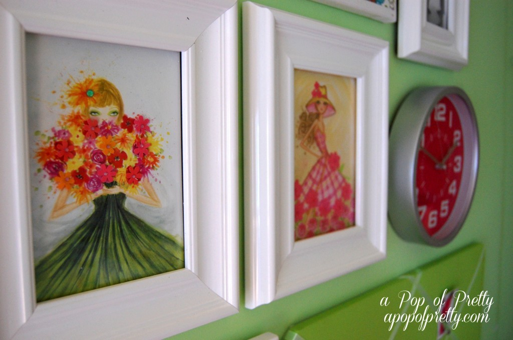 diy decorating wall art