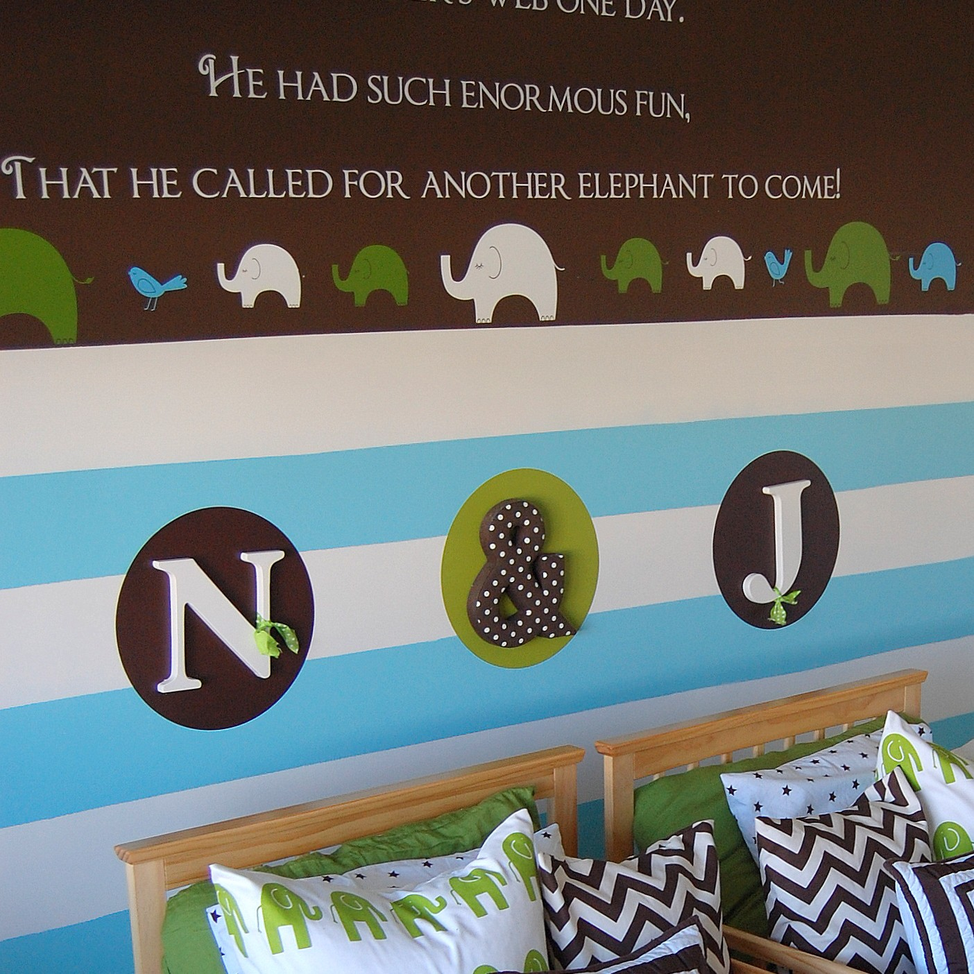 Create a Custom Wall Quote: DIY Wall Decor Idea #20 | A Pop of ...