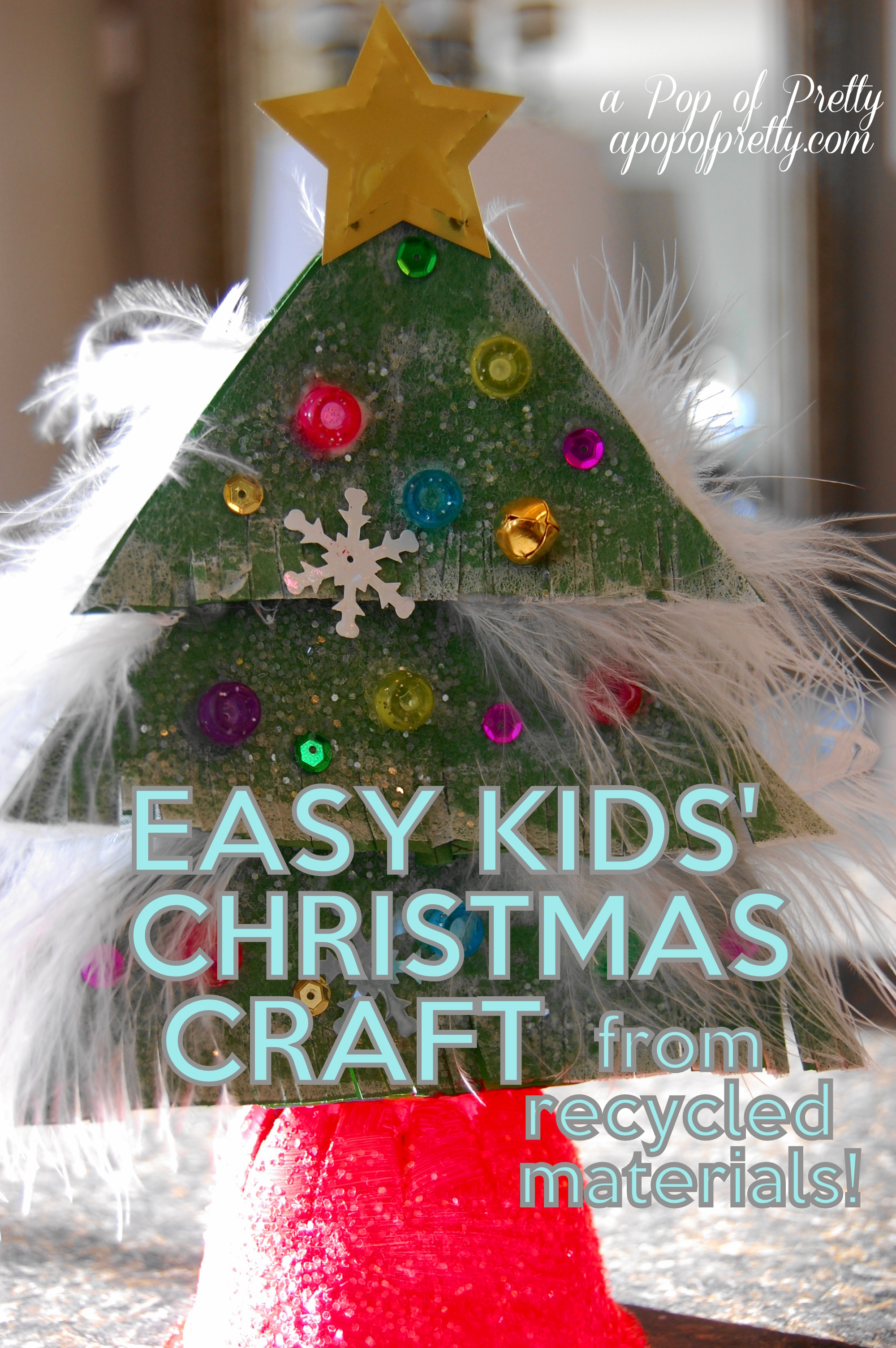 Recycled crafts ideas christmas recycled christmas craft ideas