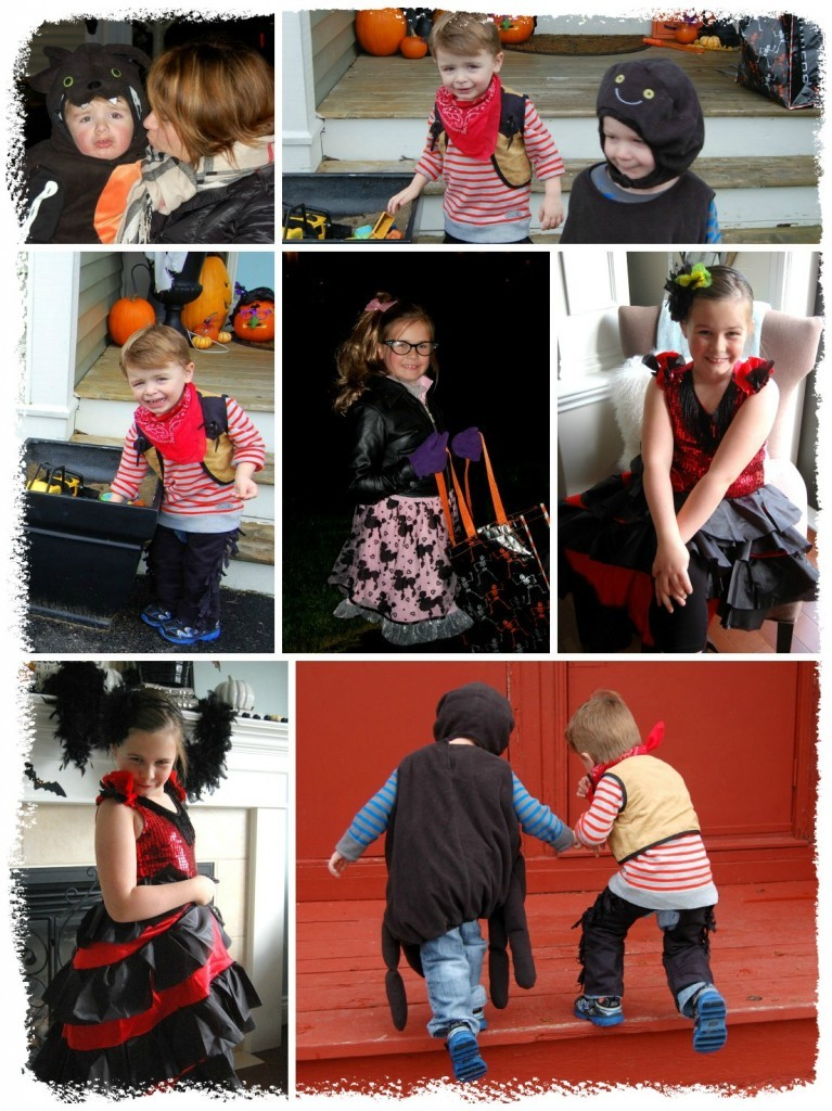 Halloween 2012 Collage