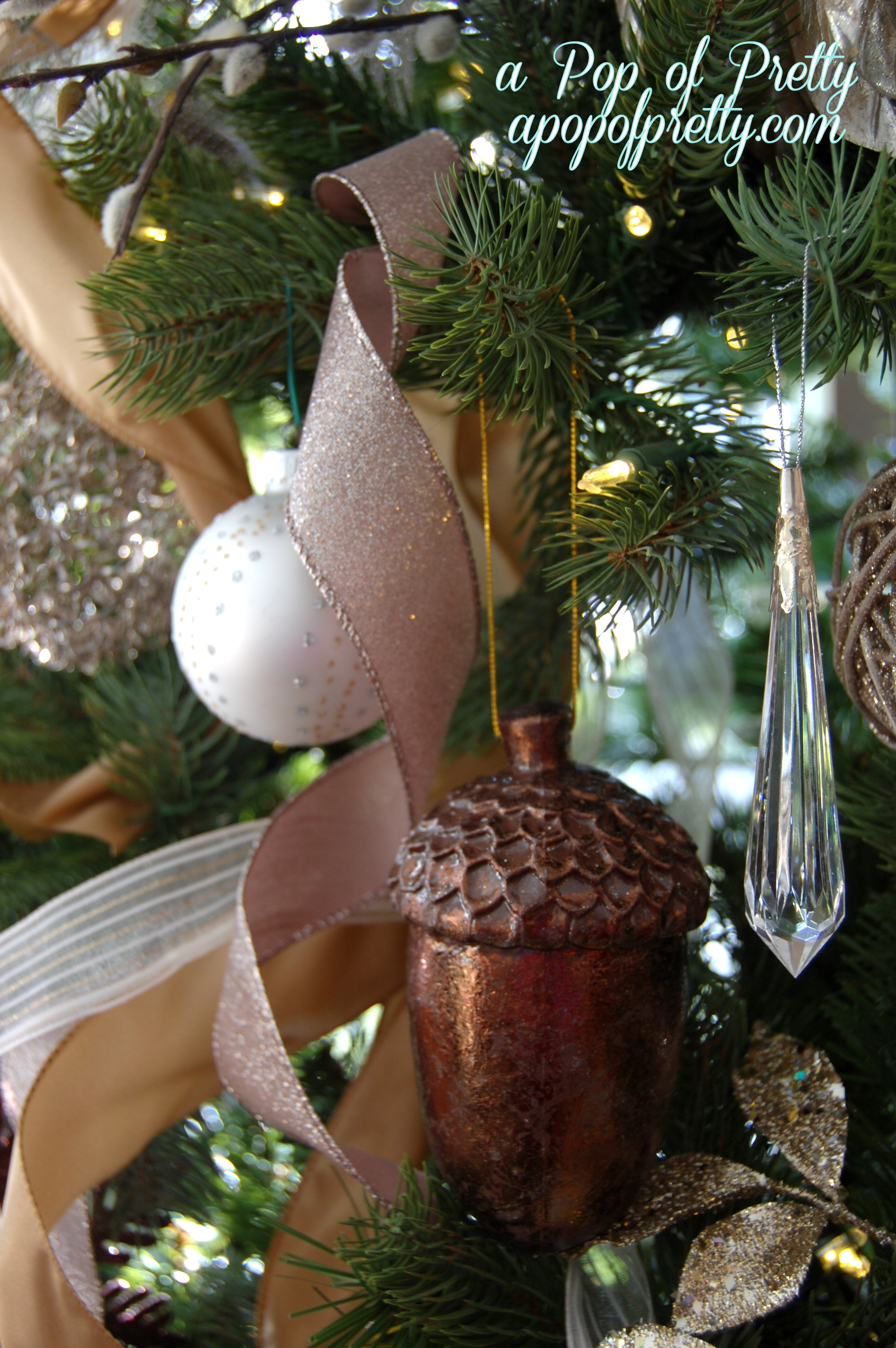 Christmas decorating tips - A Pop of Pretty: Canadian Decorating Blog ...