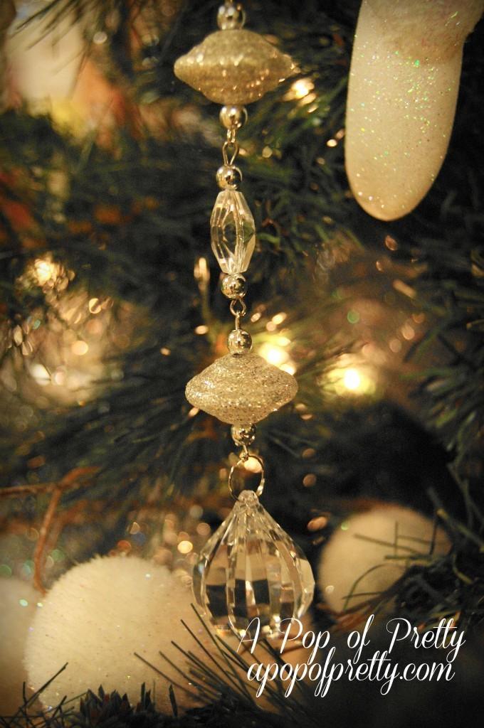 Winter Wonderland themed tree