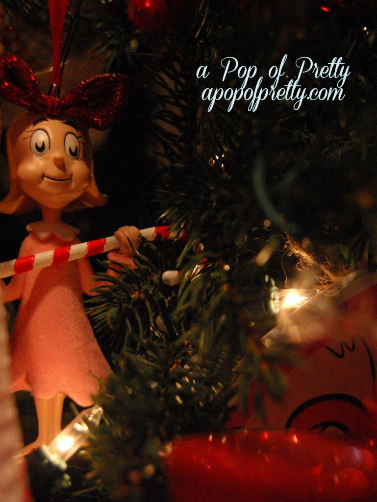 Dr. Seuss Christmas Decorations Cindy Lou Who