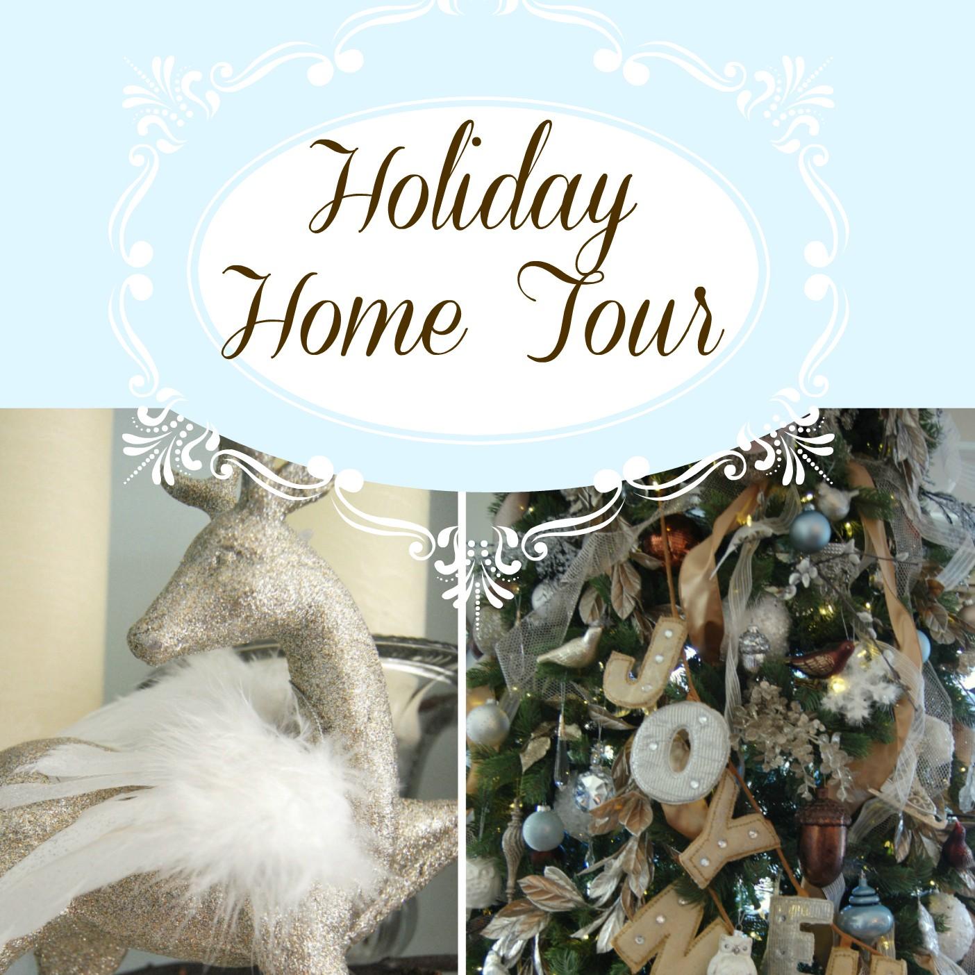 Holiday Home Tour 2012