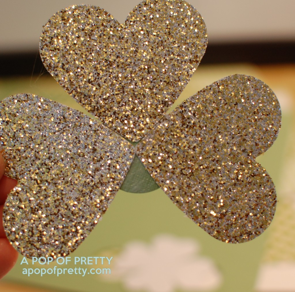 gold clover - how to make