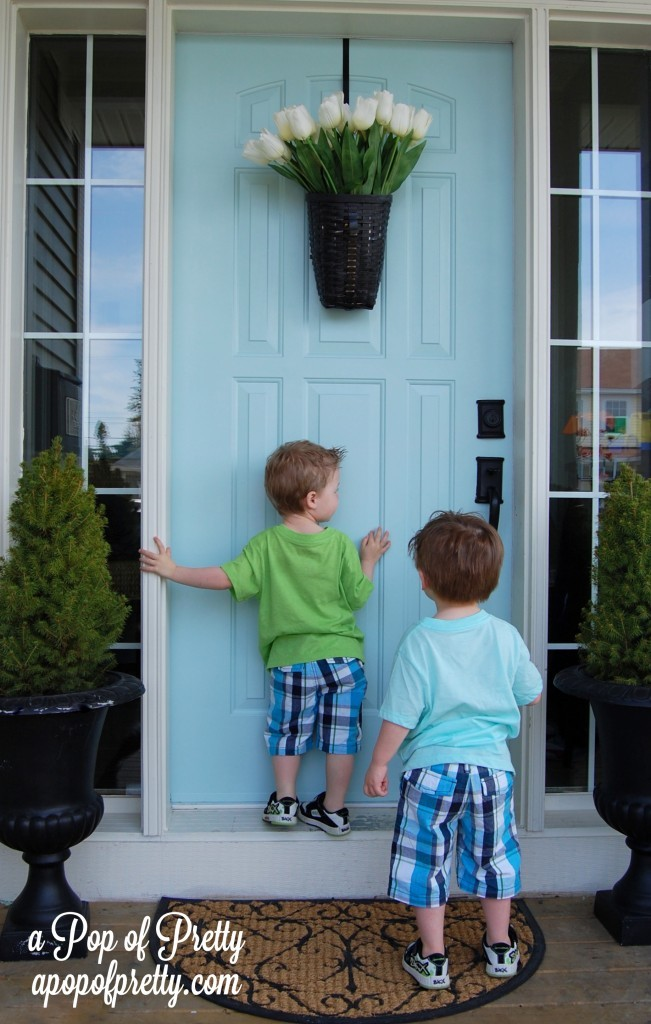 front door colors - Martha Stewart Artesian Well