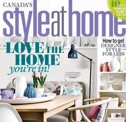 style at home june 2013