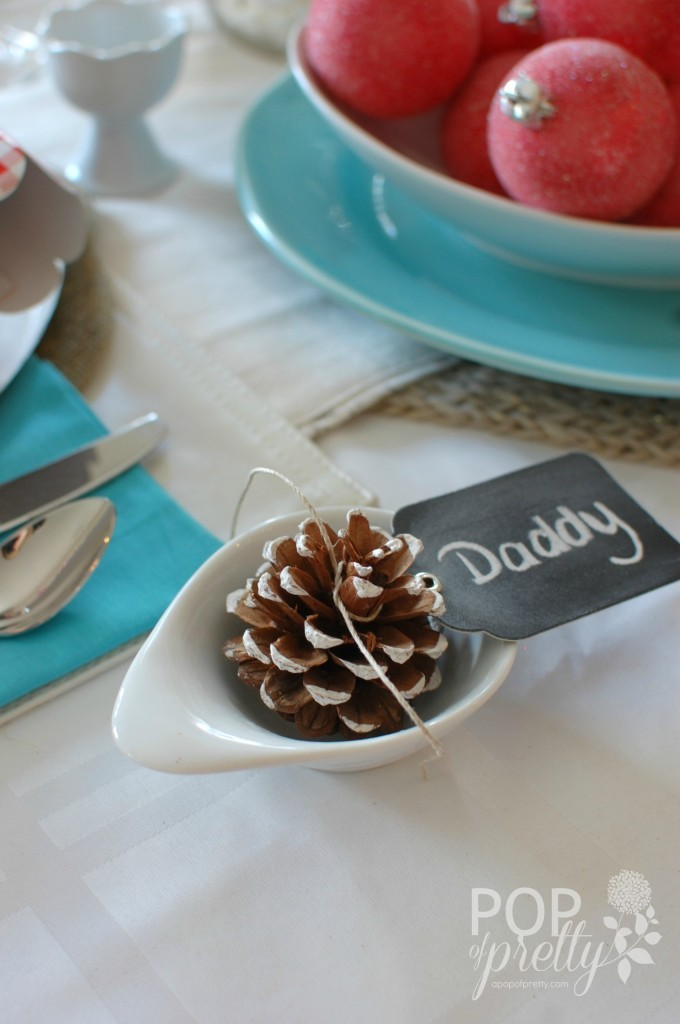 Christmas table ideas