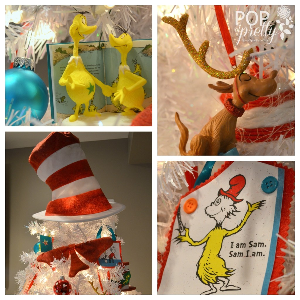Dr. Seuss Christmas Tree 2013 3