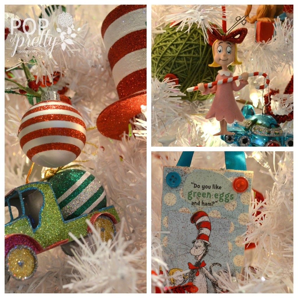 Dr. Seuss Christmas Tree 2013 2