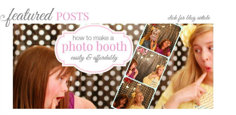 featured posts slide - photo booth