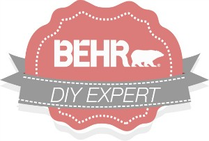 Behr DIY Expert Blogger