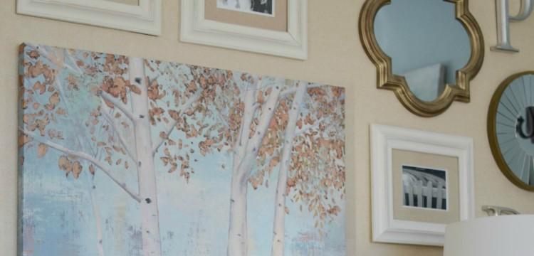 gallery walls trend