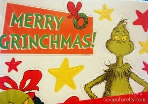 Grinch Christmas Tree Ornament