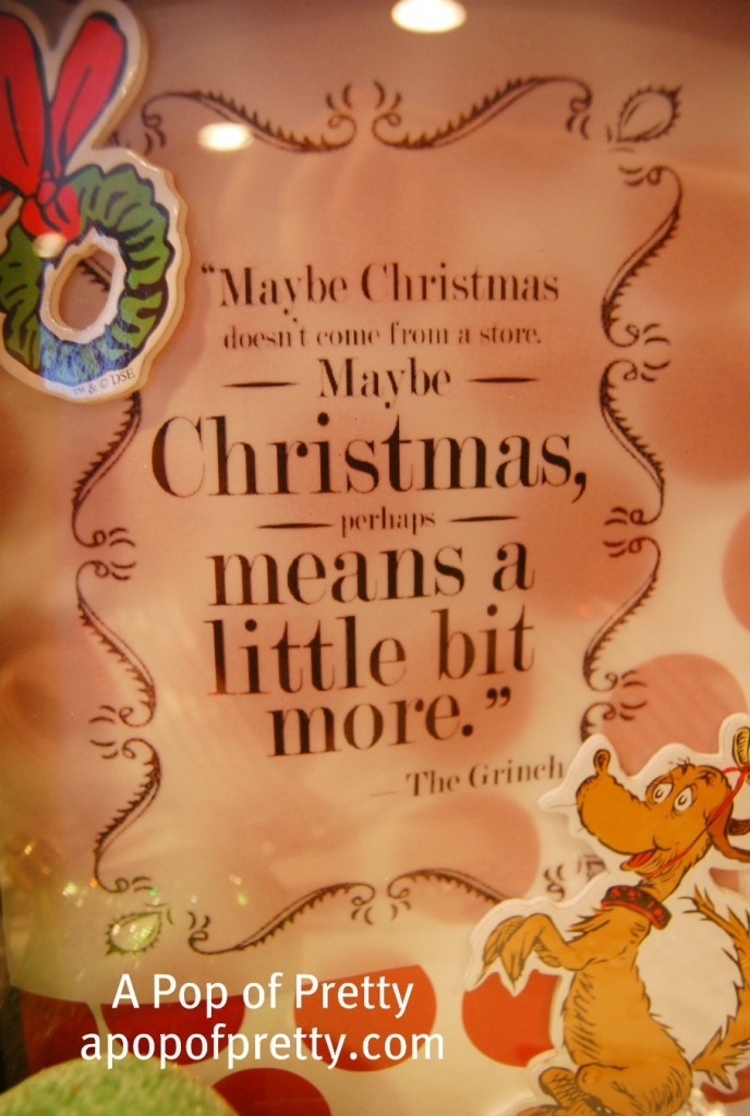 Dr Seuss Christmas Quote from Grinch2
