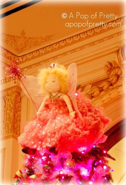 "Betsey Johnson's ""Eloise"" Christmas Tree (at The Plaza, NYC)"