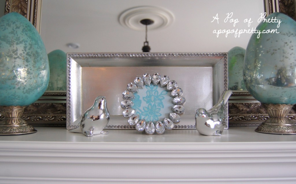 home decor for Easter