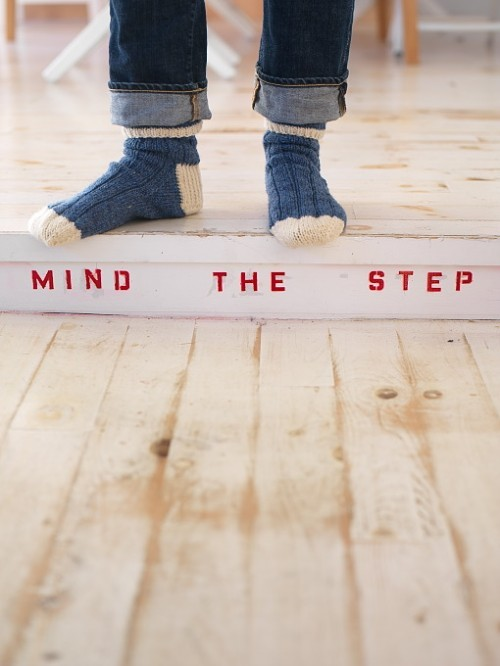 """""""Mind the Step"""" & Meet the Cottage (A Perfectly Quirky Coastal Cottage in Newfoundland)"""