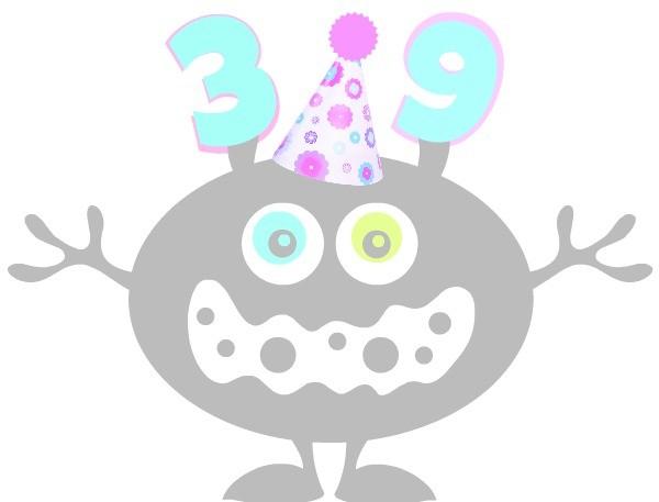 39: The Creepy-Creeper Birthday!