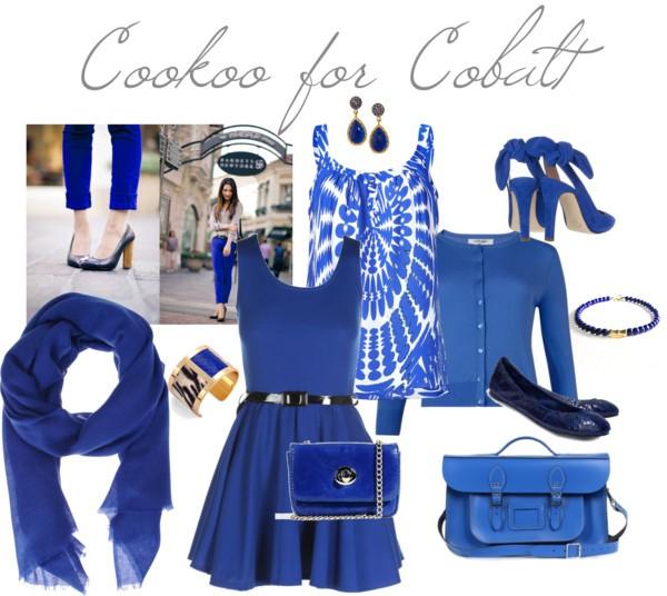 Cookoo for Cobalt Blue!