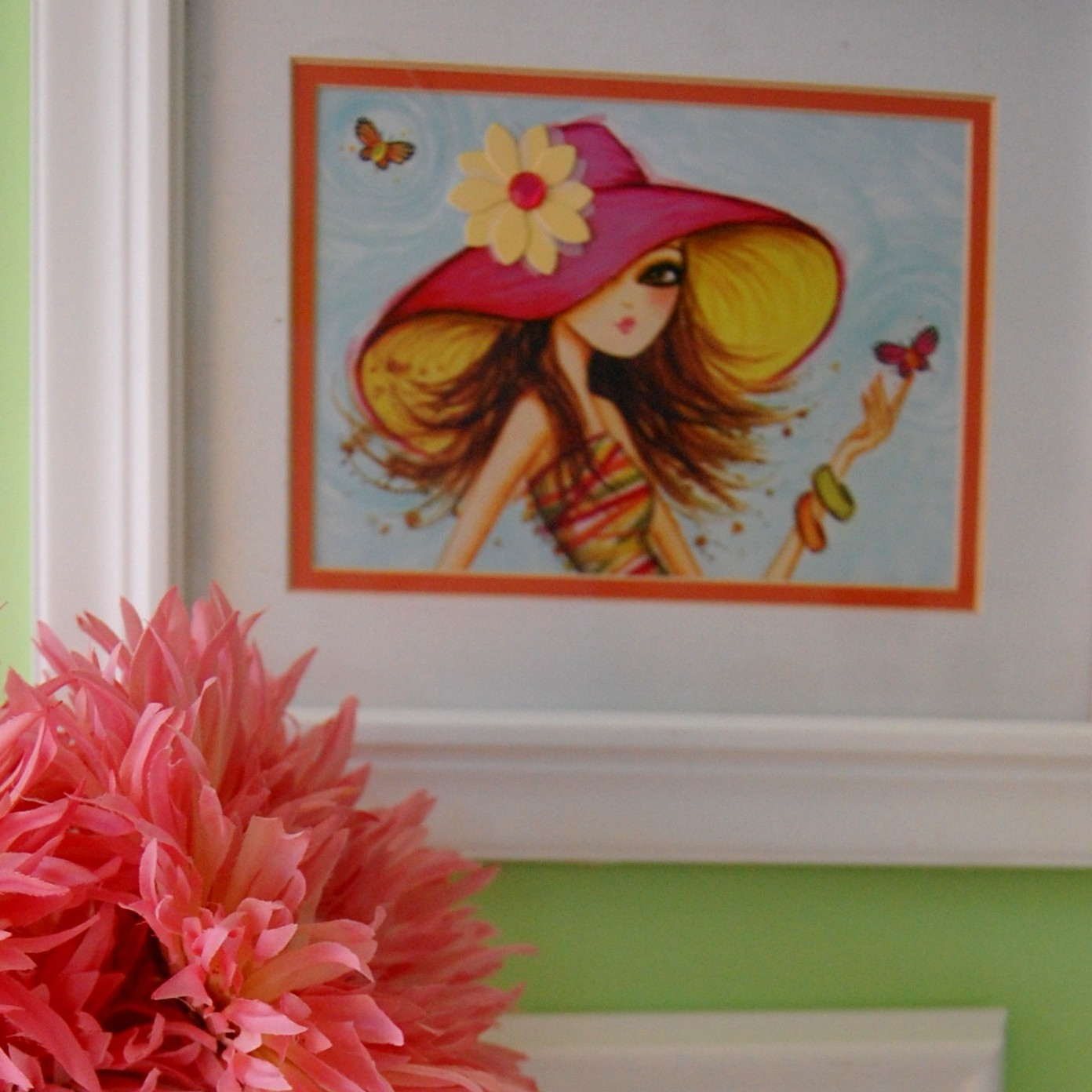 DIY Wall Art Idea #3: Dig out that dusty shoebox of…