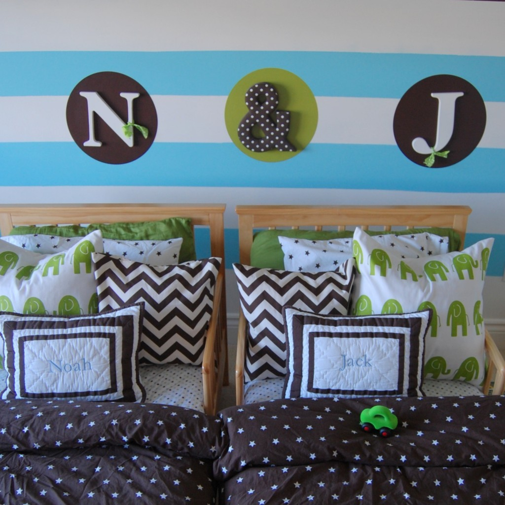 Everything We Know About Beyonce S Nursery Design Ideas: Room Makeover: Twin Boy Nursery To Toddler Room (without