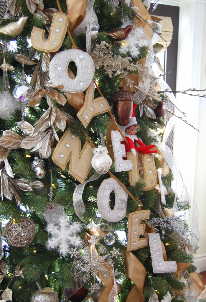 Christmas Tree Decorating Ideas 2012