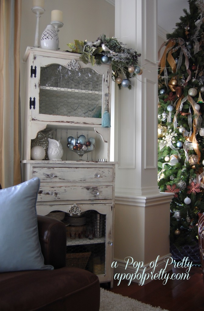 Christmas tree decorating ideas 2012