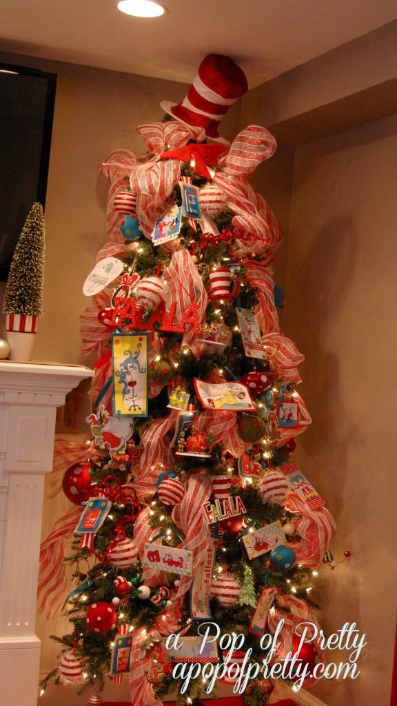 Decorate a Dr. Seuss Christmas Tree