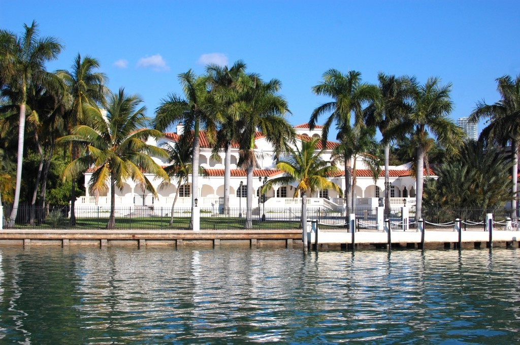 famous homes in Miami
