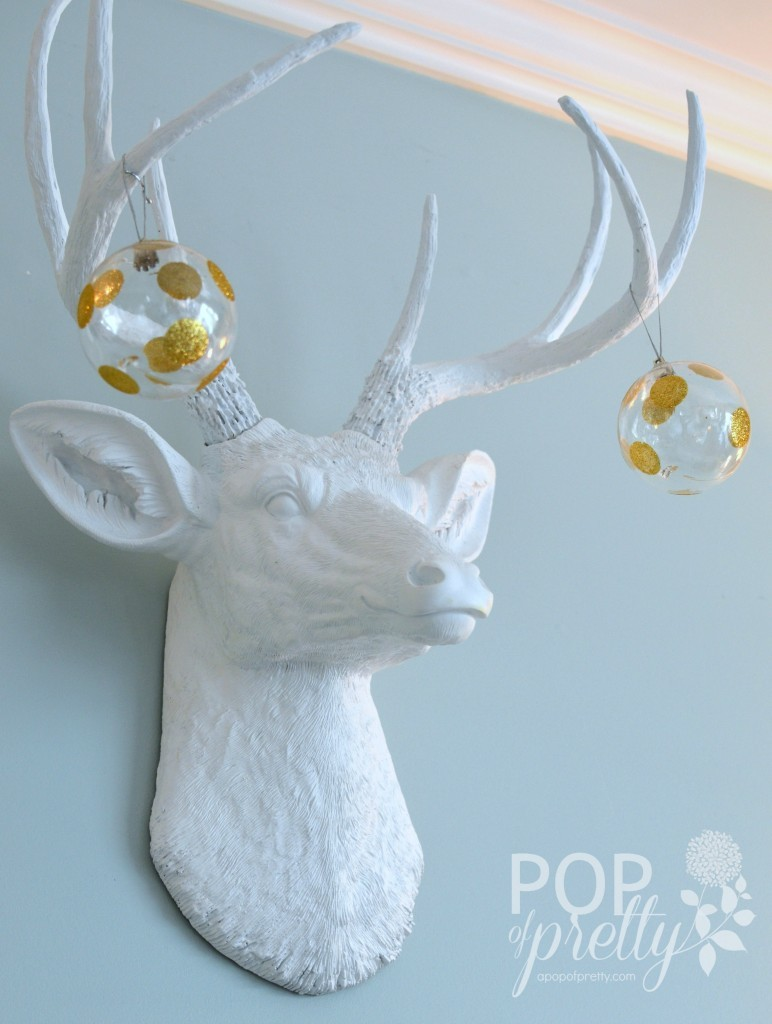 Near and Deer - Faux Taxidermy