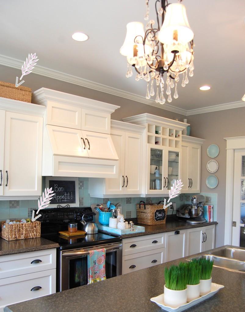 kitchen storage tips - baskets2