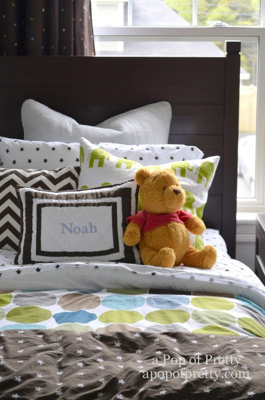 Travel Inspired Boys Bedroom Shared Bedroom Twins A