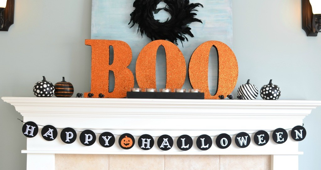 Kid Friendly halloween decorating