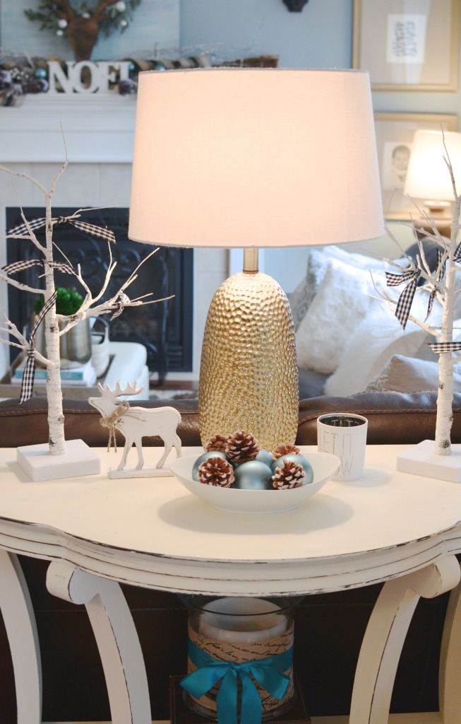 French inspired Christmas decor 11