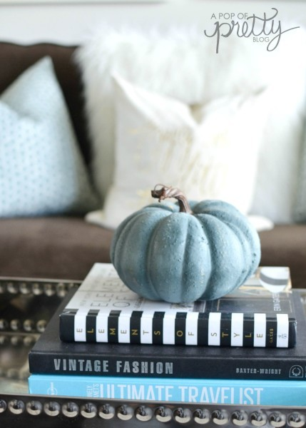 Canadian Bloggers Home Tours - Fall Decor