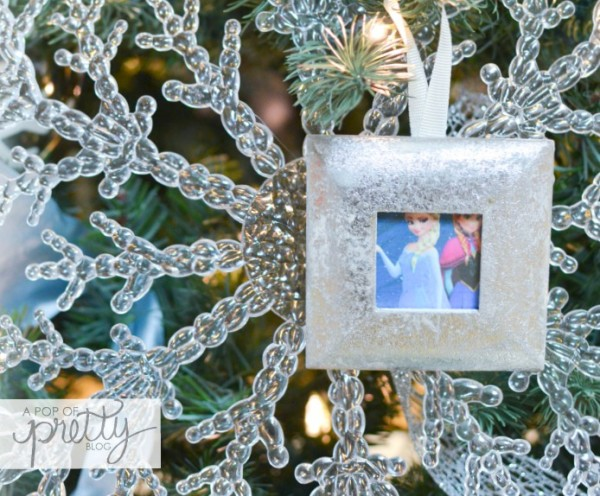 Disney Frozen Christmas Tree DIY