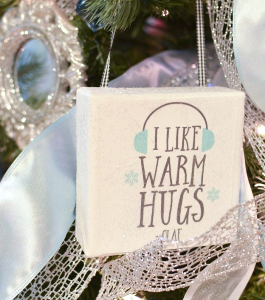I like warm hugs DIY