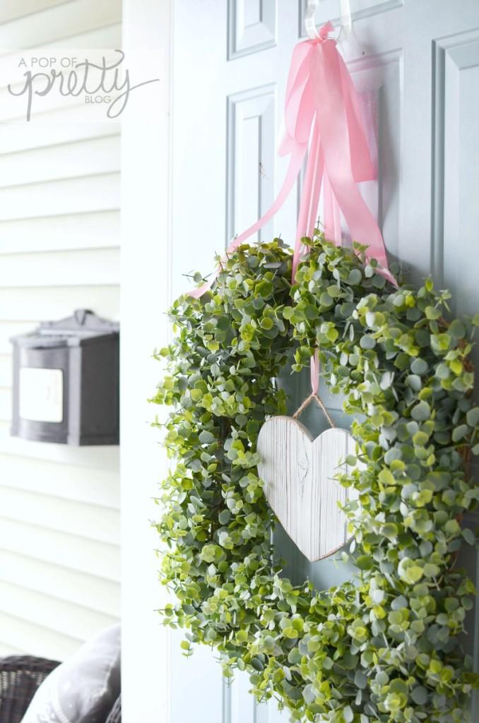 valentines day wreath 2