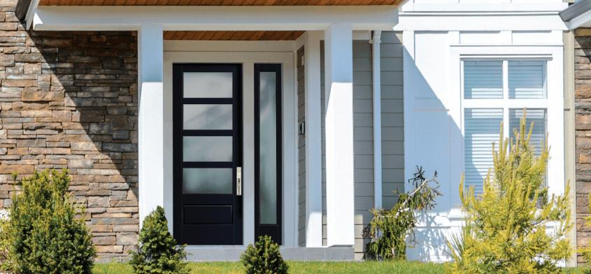 best front doors Masonite