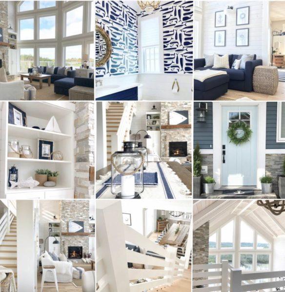 Home Decor Blogs A Pop of Pretty